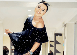 Bobrisky And Public Speaking – Blessing Iyamadiken