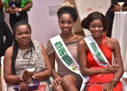 Reviews & Images from Miss NIGERIA 2016