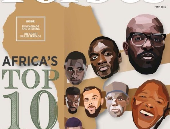 Africa's Top 10 Music Money-Makers For 2017