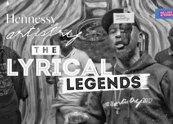 "Hennessy Cypher 2017 Finale: Ruggedman, Kunle Bello, Six O and Dark Poet  ""The OG Session"""