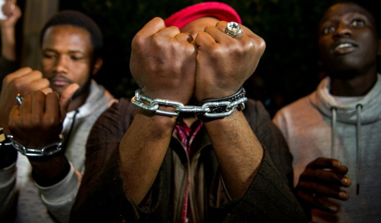 Libya's Modern Day Slavery: A Cause For Concern