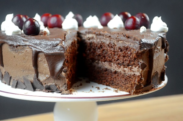 Eggless Chocolate Cake Recipe By Supermart