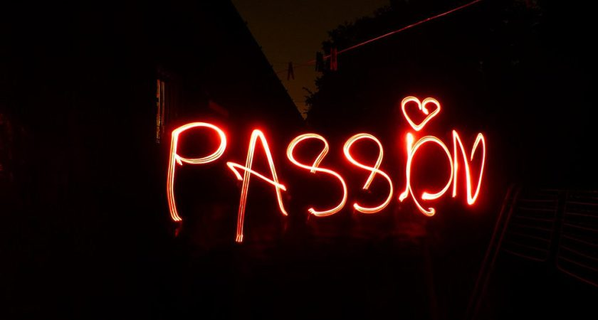 Passion; Your Key To Success