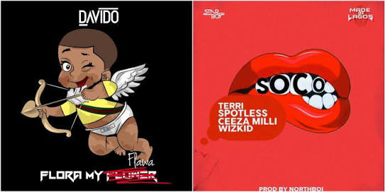 Review: Davido's Flora My Flawa and Wizkid's Soco