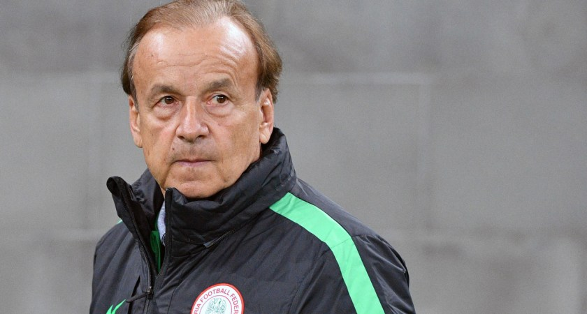 3 Things Gernot Rohr Must Do To Move Super Eagles Forward