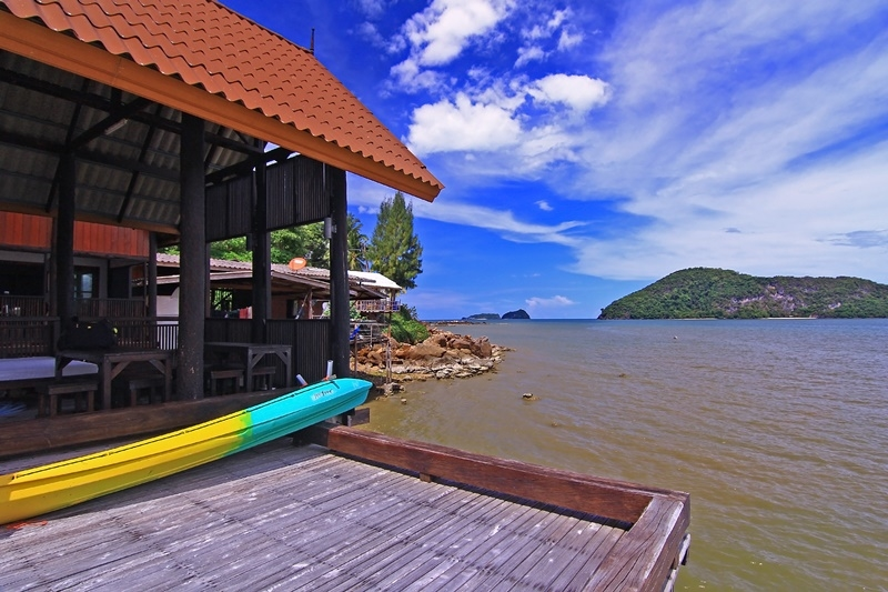 Tusita Wellness Resort Chumphon : Tusita @ Sea