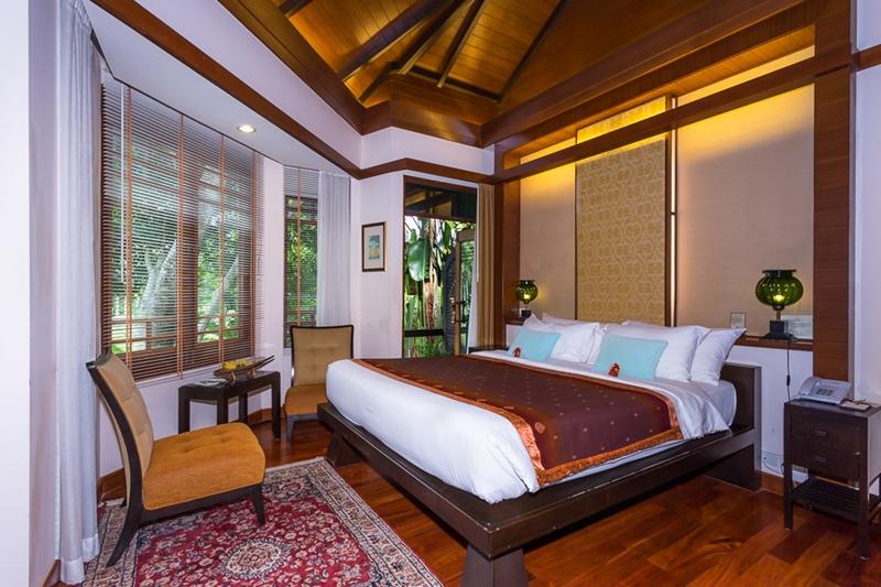 Tusita Wellness Resort Chumphon : Deluxe Villa