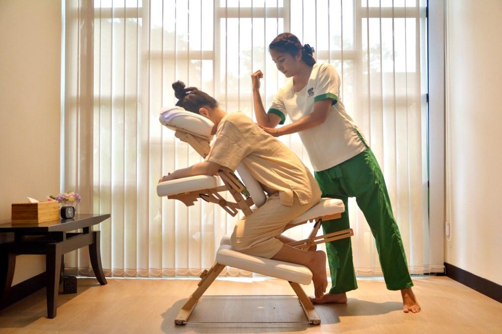 Tusita Wellness Resort Chumphon : Spa Package