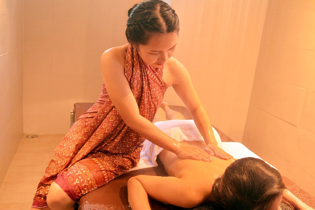 Tusita Wellness Resort Chumphon : Spa Package