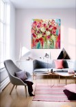 """How """"Crimson Parade"""" could look in your home..."""