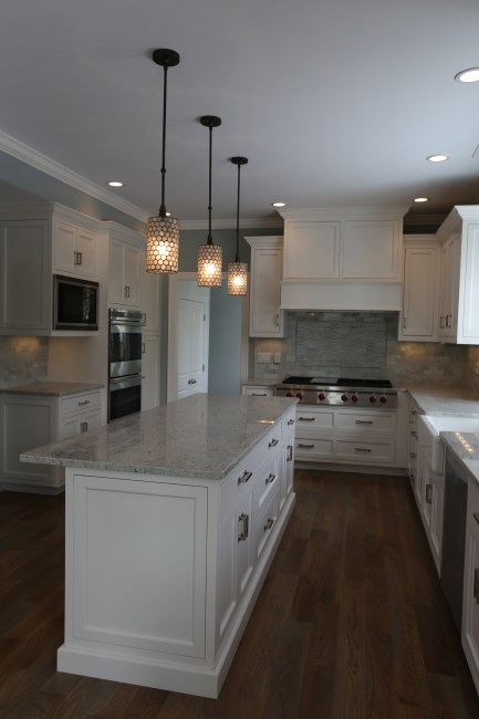 Home Renovation Services for Kitchen Area