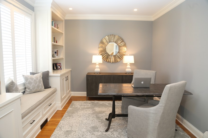 Interior Design Services for a Home Office