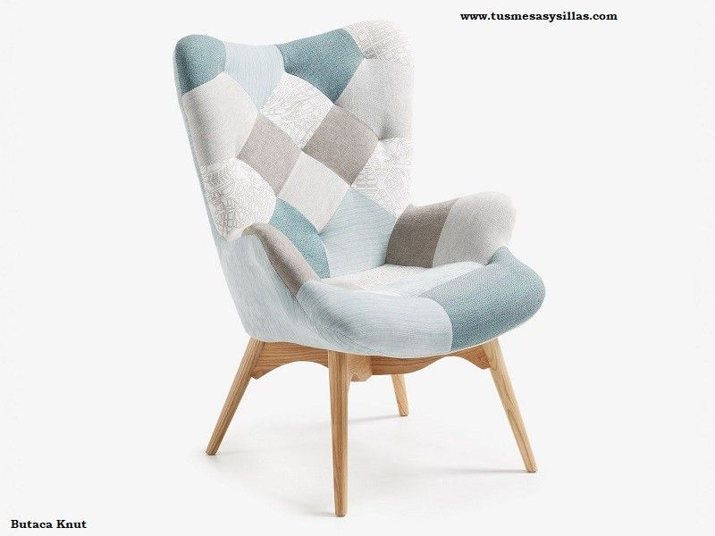 chaise simple rembourree kunt avec accoudoirs