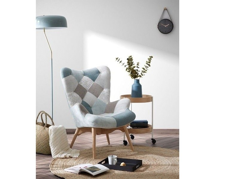 chaise individuelle rembourree