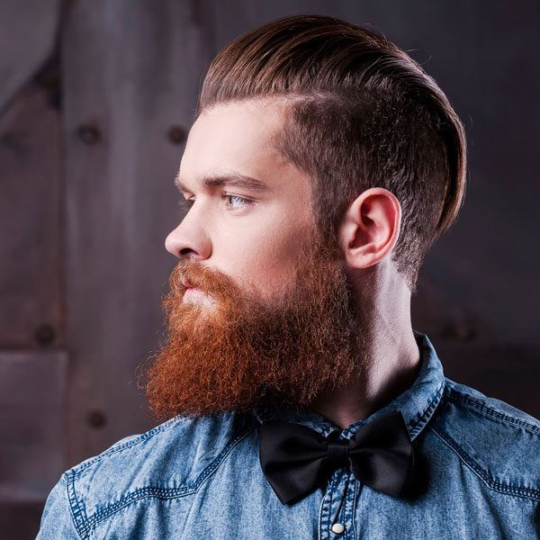 peinado hipster