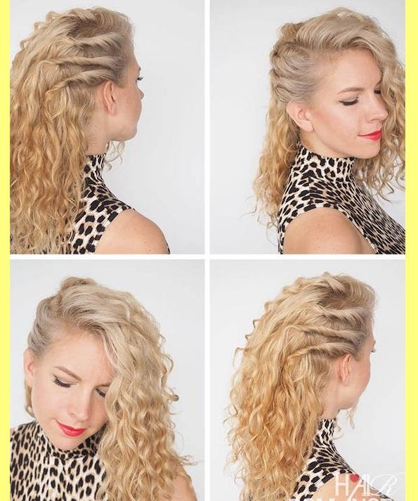 peinado vikingo