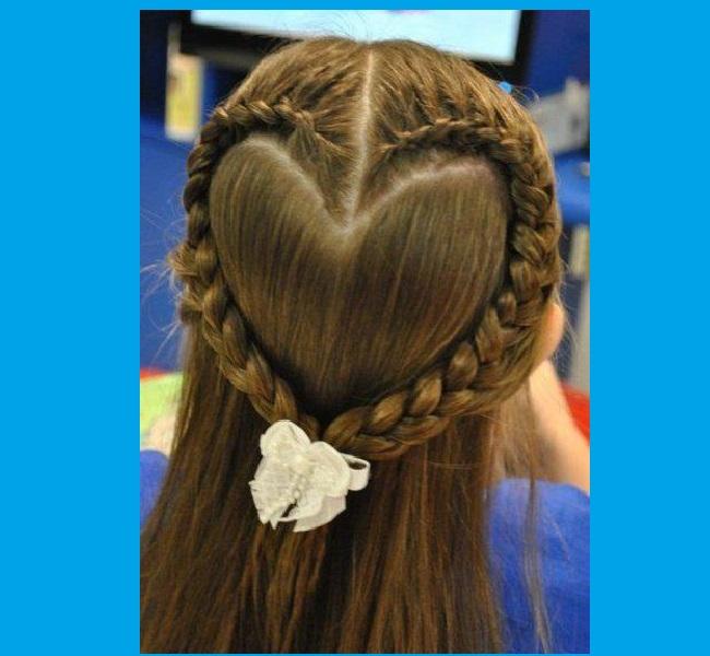 peinados para nias - Peinados De Ninas