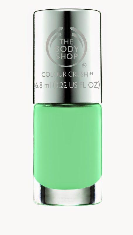 Esmaltes de uñas The Body Shop - Tus Secretos de Belleza