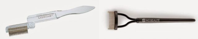peines para pestañas