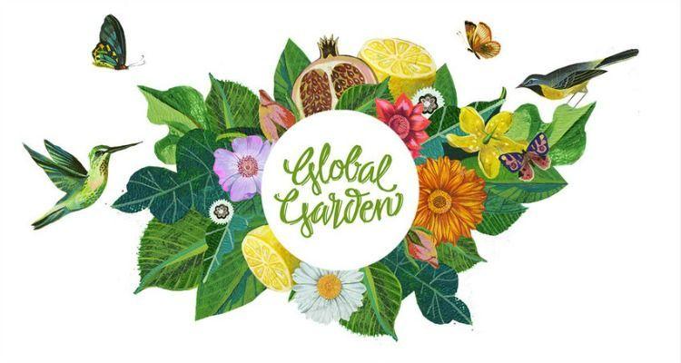 global garden weleda