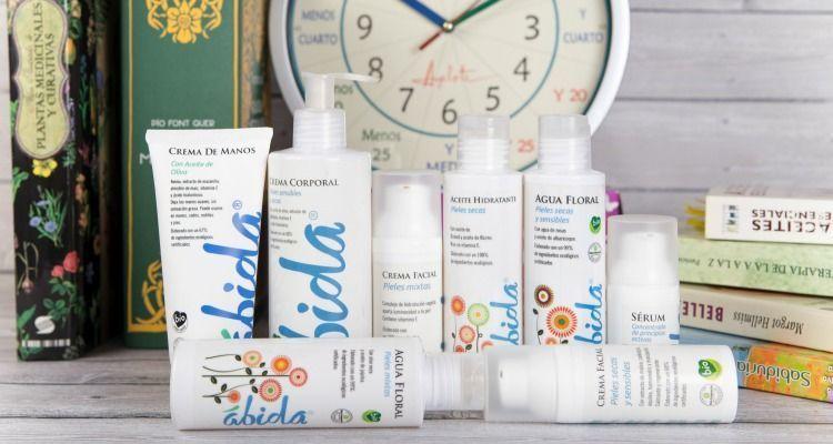cosmetica ecologica certificada abida cosmeticos