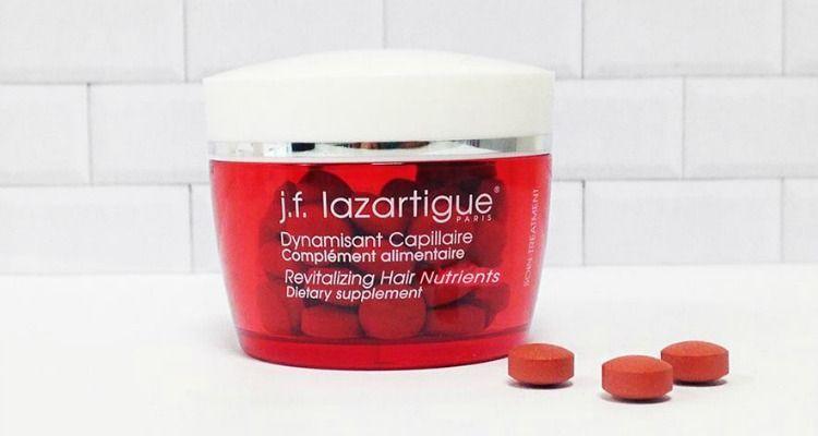 nutricosmetica anticaida J.F.Lazartigue
