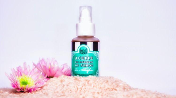 la albufera cosmetica aceite de germen de arroz