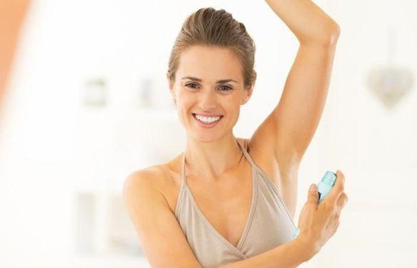Es peligroso el aluminio en los desodorantes