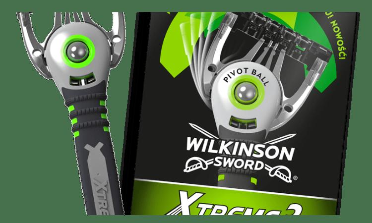 Wilkinson Xtreme3 Ultra Flex pivot ball