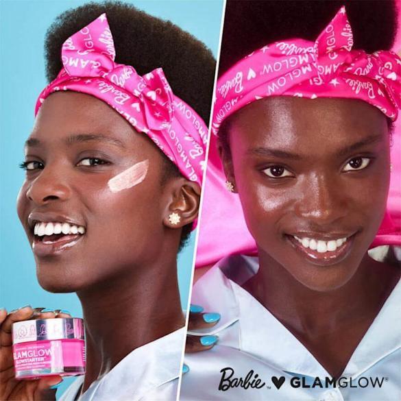 glowstarter barbie glamglow