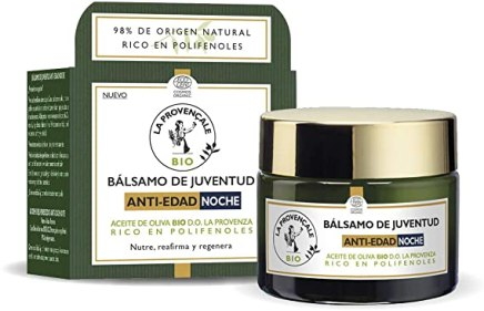 Crema facial de juventud de La Provençale Bio
