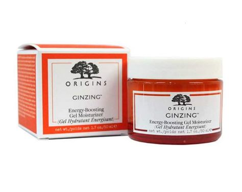 GinZing Gel Crema Hidratante Energizante, de Origins
