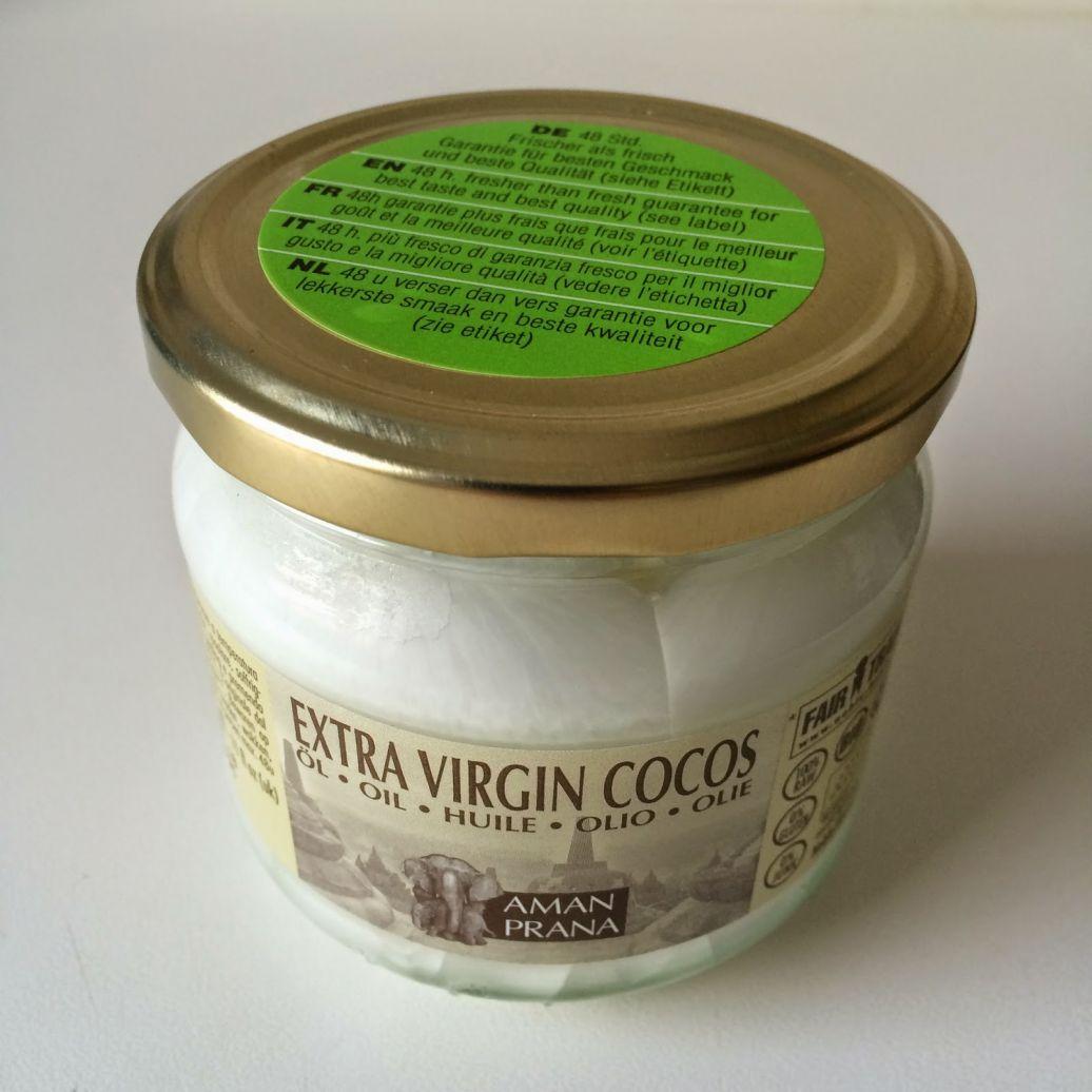 Getest: extra vierge kokosolie van Amanprana