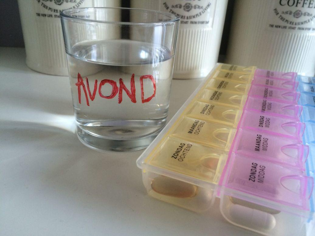 Voorsorteren: mijn truc om medicatie niet te vergeten
