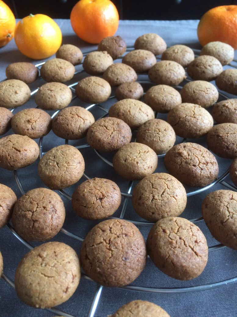 glutenvrije suikervrije pepernoten