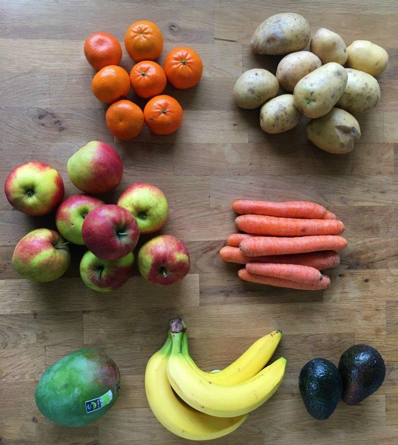 Dagboek: Een week zonder voedselverspilling