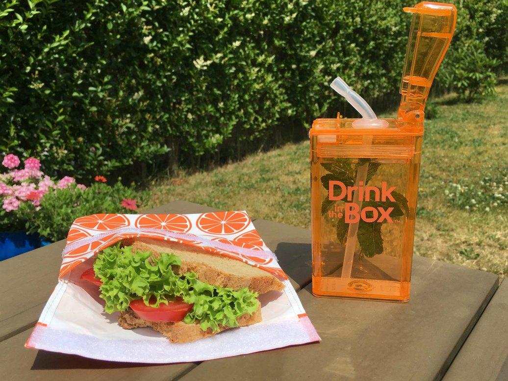 Afvalvrij lunchen op school of kantoor