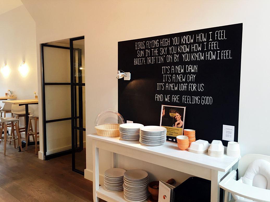 ervaring restaurant Loff