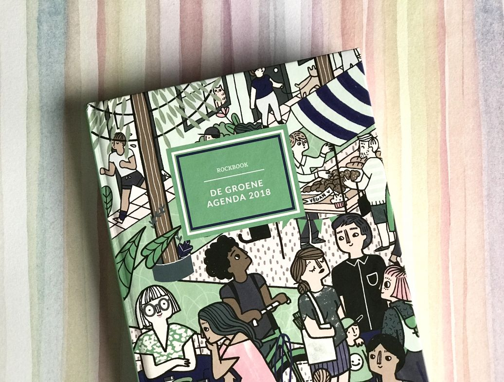 review Groene Agenda Groene Meisjes Rockbook