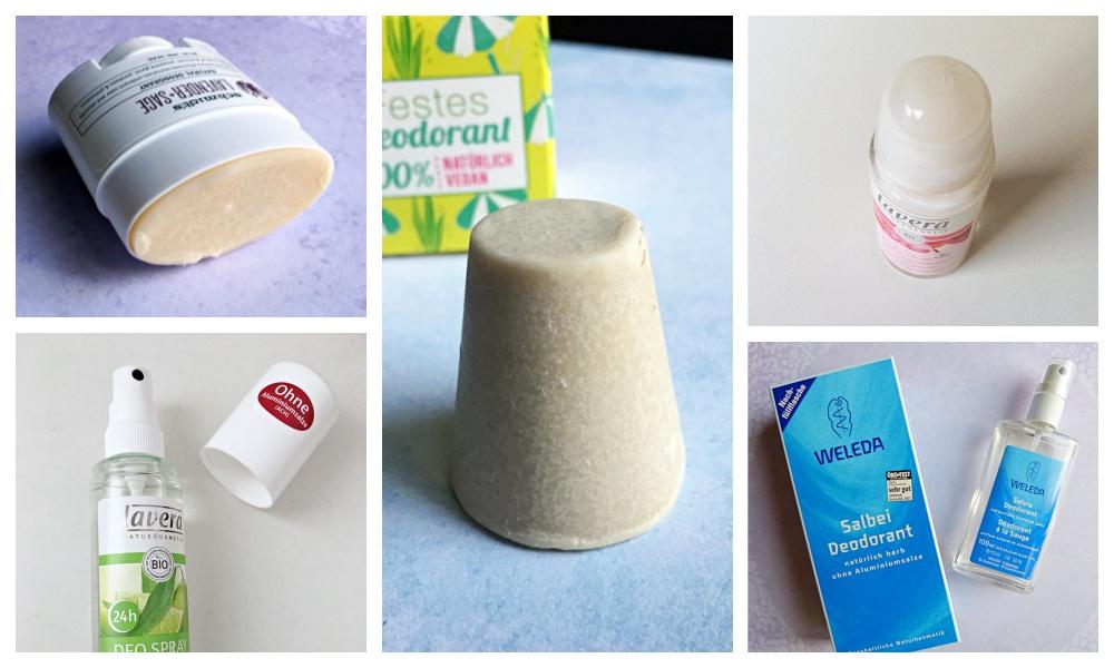 review natuurlijke deodorant vergelijking