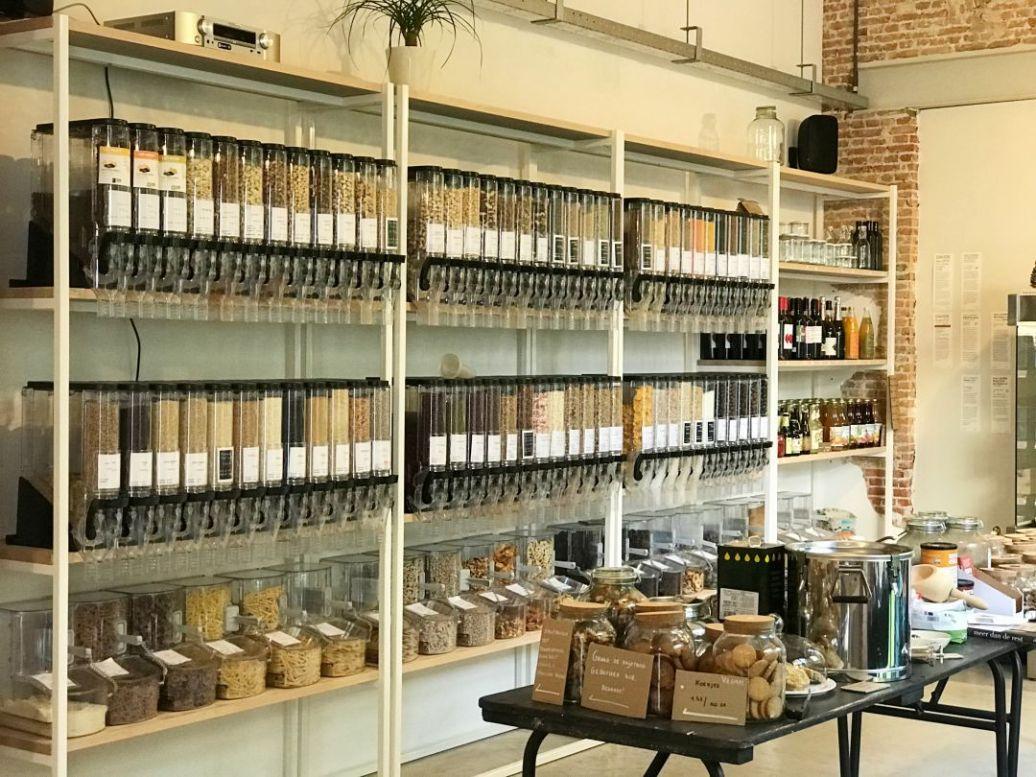 Op bezoek: Verpakkingsvrije winkel Lara Mora in Sint-Niklaas