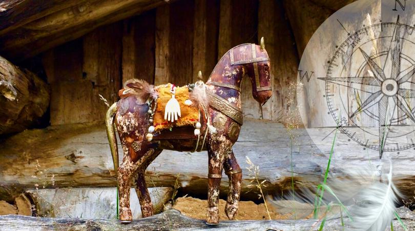 Workshop tussen Hemel en Paarden