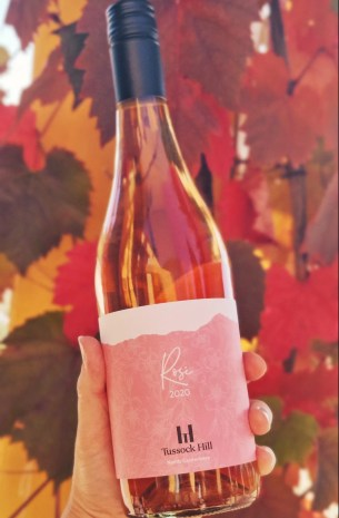 Photo of our Rosé