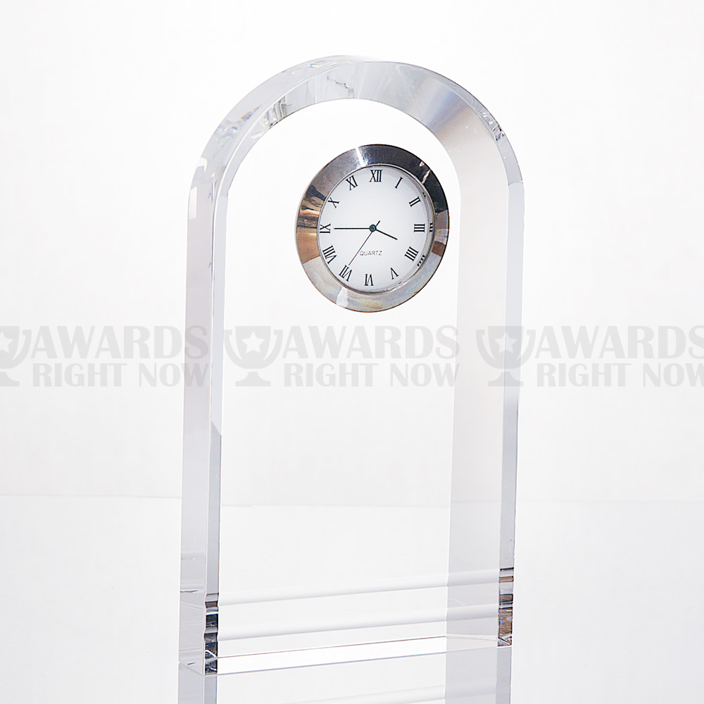 Inspiration Arch Clock