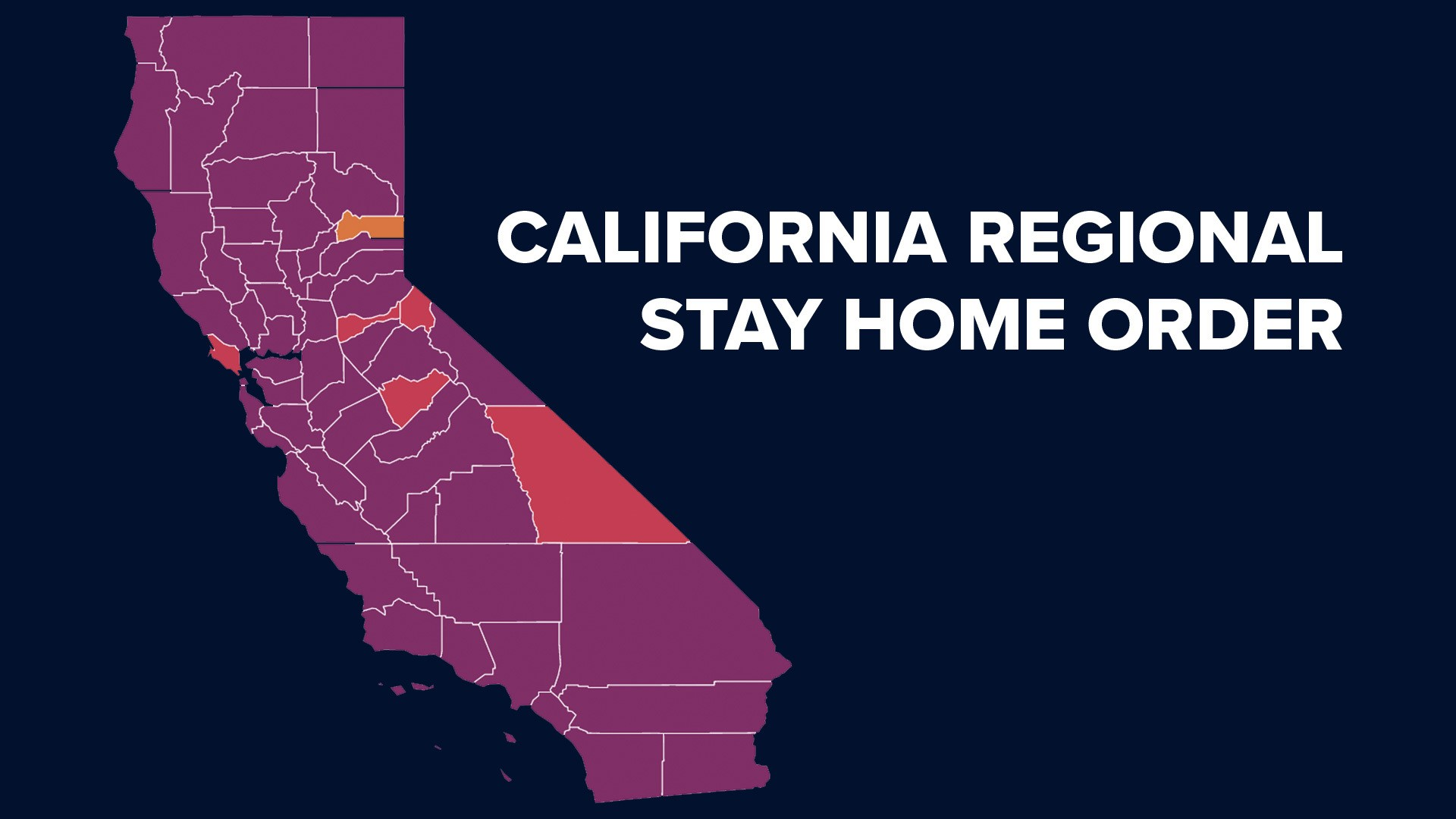 Breaking News: Stay-At-Home Order To Be Lifted Across California 1/24/21