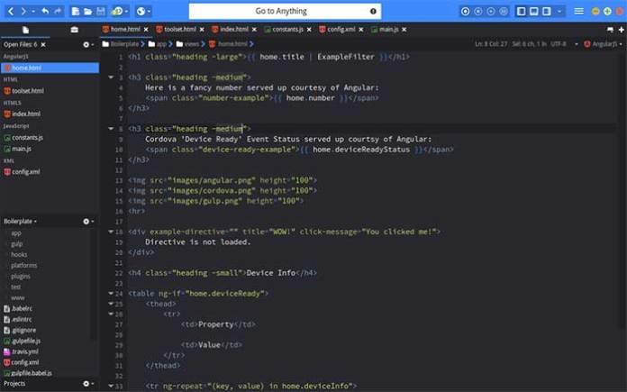 Best Notepad++ Alternatives for Mac - Tustrucos