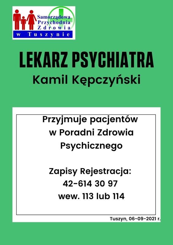 Lekarz Psychiatra 566x800