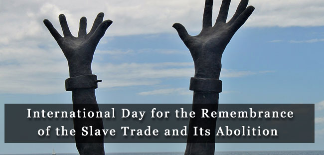 the slave trade and its abolition Eventbrite - scottish poetry library presents unesco remembrance of the  slave trade & its abolition - thursday, august 23, 2018 at scottish.