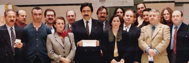 III Certamen de Gastronomía Tradicional (curso 1995-1996)