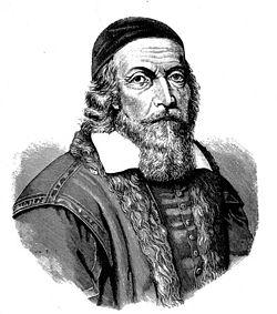 Jan Amos Komenský, en latín Comenius (1592-1670)